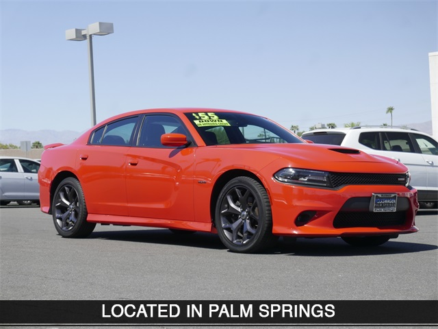 Pre-Owned 2019 Dodge Charger R/T RWD 4D Sedan