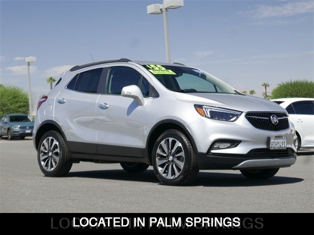 Pre-Owned 2018 Buick Encore Essence With Navigation & AWD