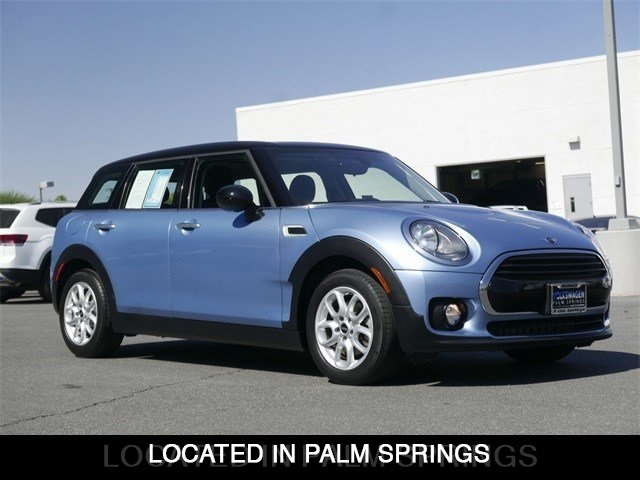 Pre-Owned 2016 MINI Cooper Clubman With Navigation