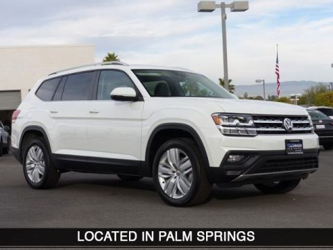 New 2019 Volkswagen Atlas SE w/ Tech AWD