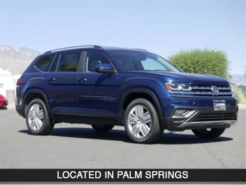 New 2019 Volkswagen Atlas SE w/Technology